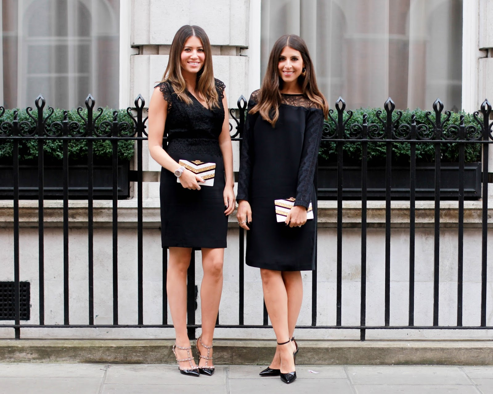 4ab169a3ed THE ULTIMATE LITTLE BLACK DRESS WITH SELFRIDGES - We Are Twinset