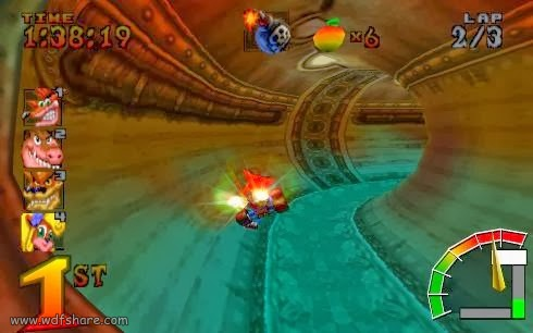 Crash Team Racing ( CTR ) For PC