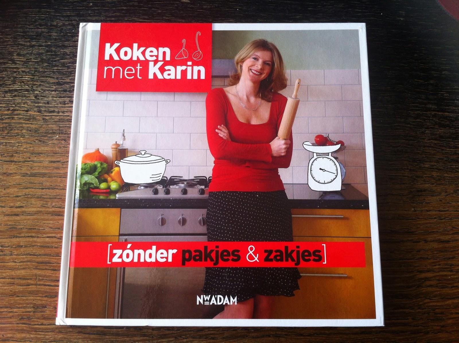 Kookboek Koken met Karin