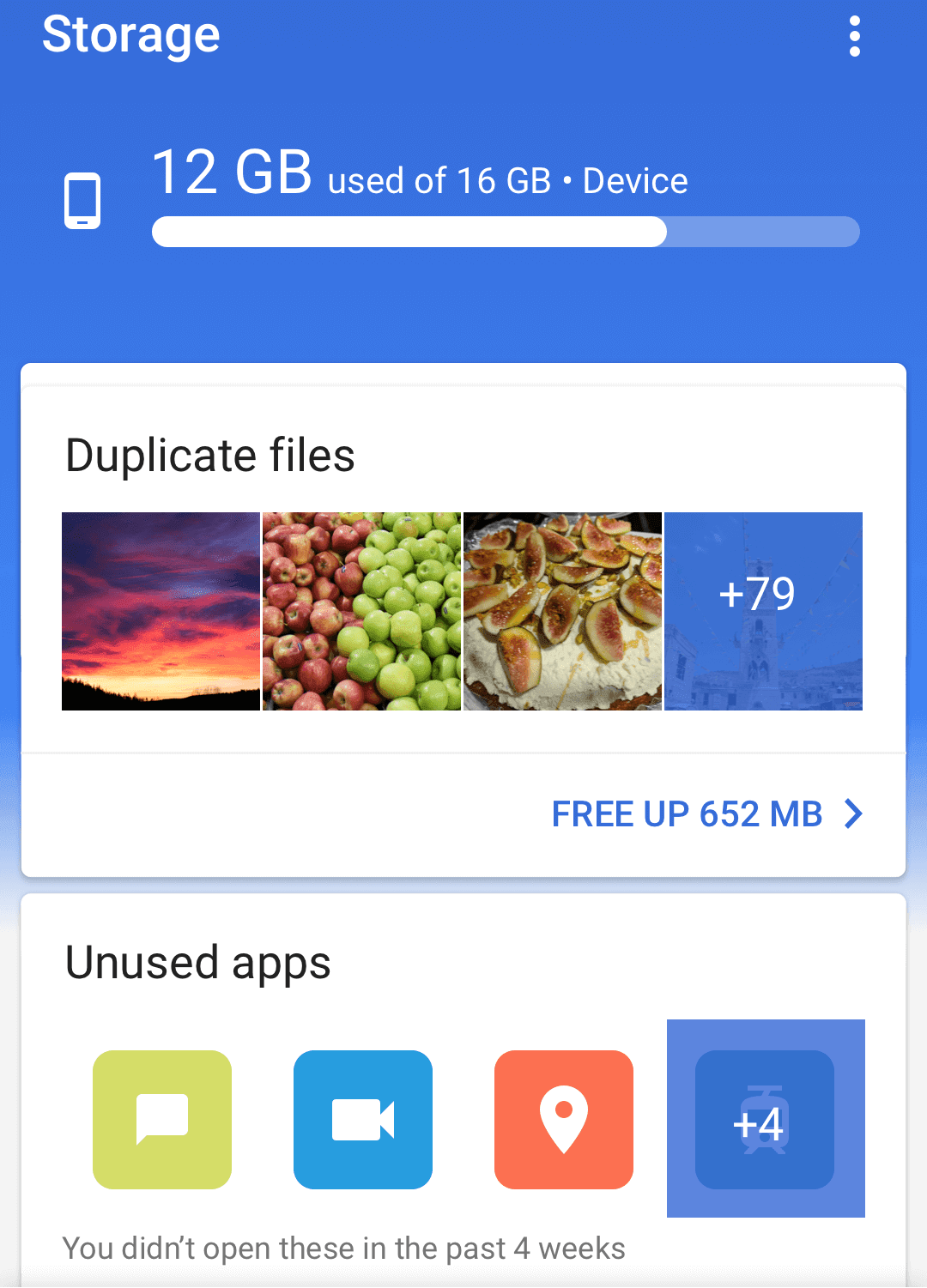 Free Up Space, Find and Share Files on Your Phone through Google's Files Go App
