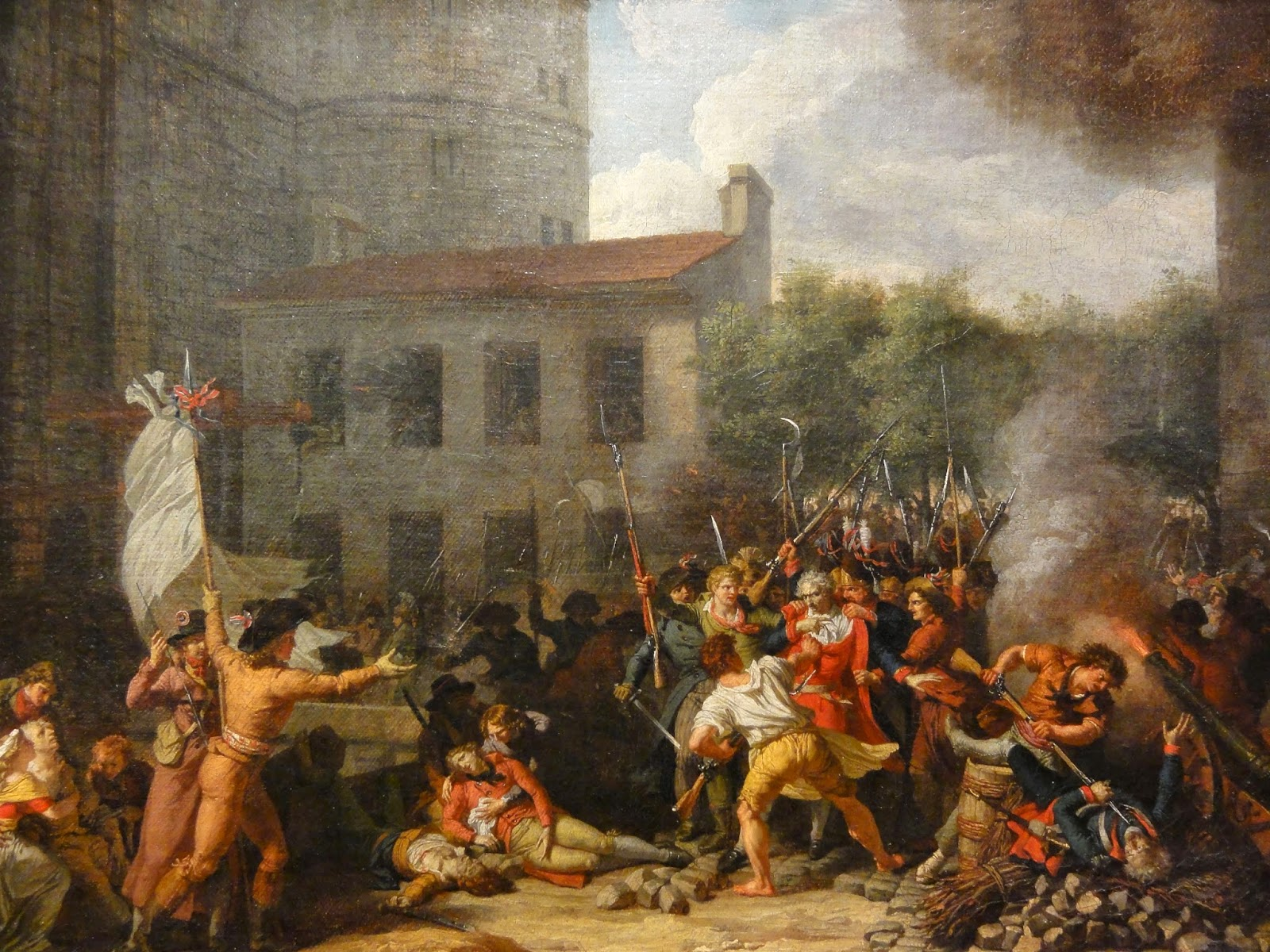 The Guillotine French Revolution Posters Picture of Louis XVIs Execution Description of Louis XVIs beheading