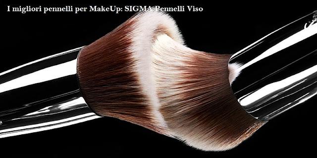 I migliori pennelli per MakeUp: SIGMA Pennelli Viso. In questo post vi parlo dei pennelli per il trucco Sigma e del perché mi piacciono! Mi concentro in dettaglio su quelli per il viso. #pennellimakeup #pennellisigma #pennelliviso #sigmabeauty #sigmamakeup #bellezza #cosmetici
