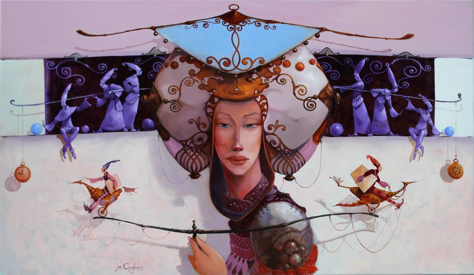 Merab  Gagiladze  Tutt Art
