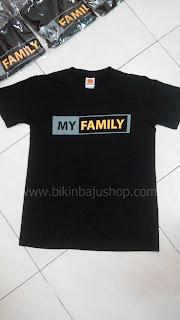 Tempahan T-Shirt Family Day Felda Jelai 2