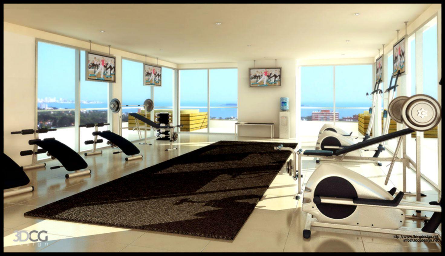 Home gym interior design viva wallpapers