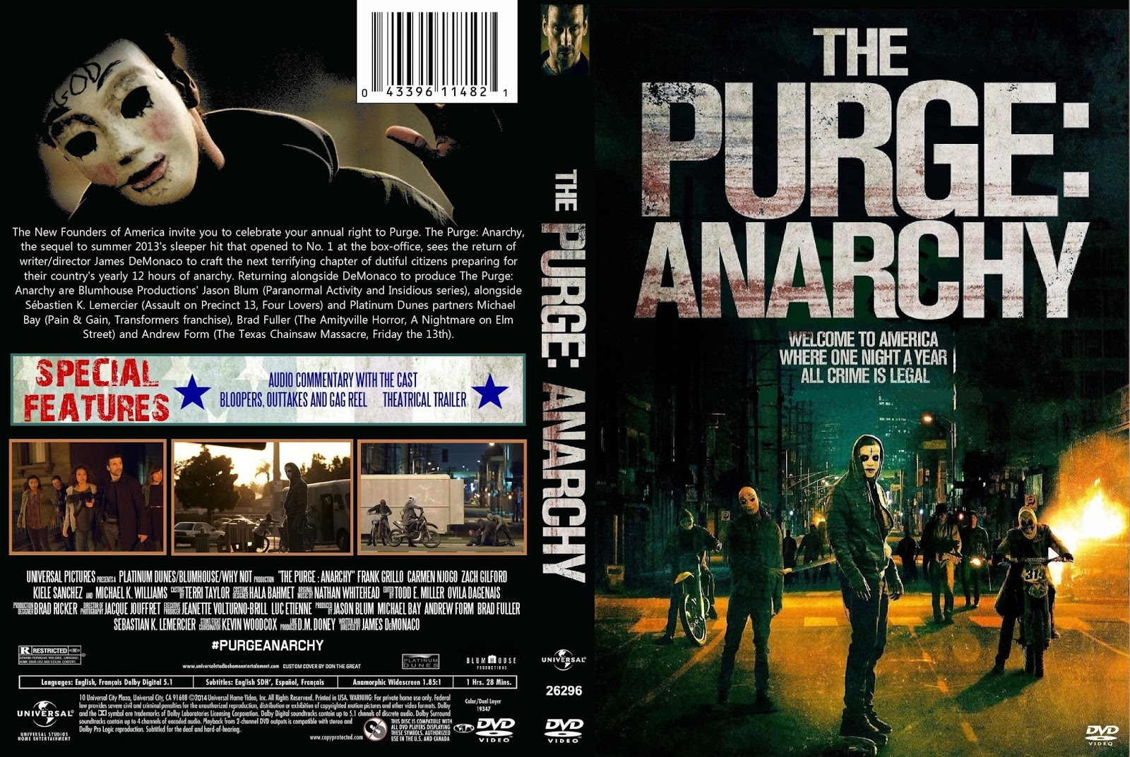 purge anarchy torrent