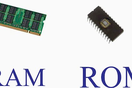 Apa itu RAM dan ROM ?