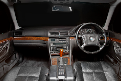 Interior BMW E38 Seri-7