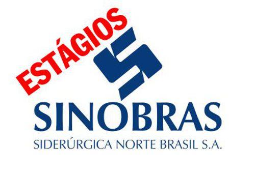 EMPREGO  /  OPORTUNIDADES: SINOBRAS DIVULGA PROGRAMA DE ESTÁGIOS COM DIVERSAS VAGAS – CONFIRA