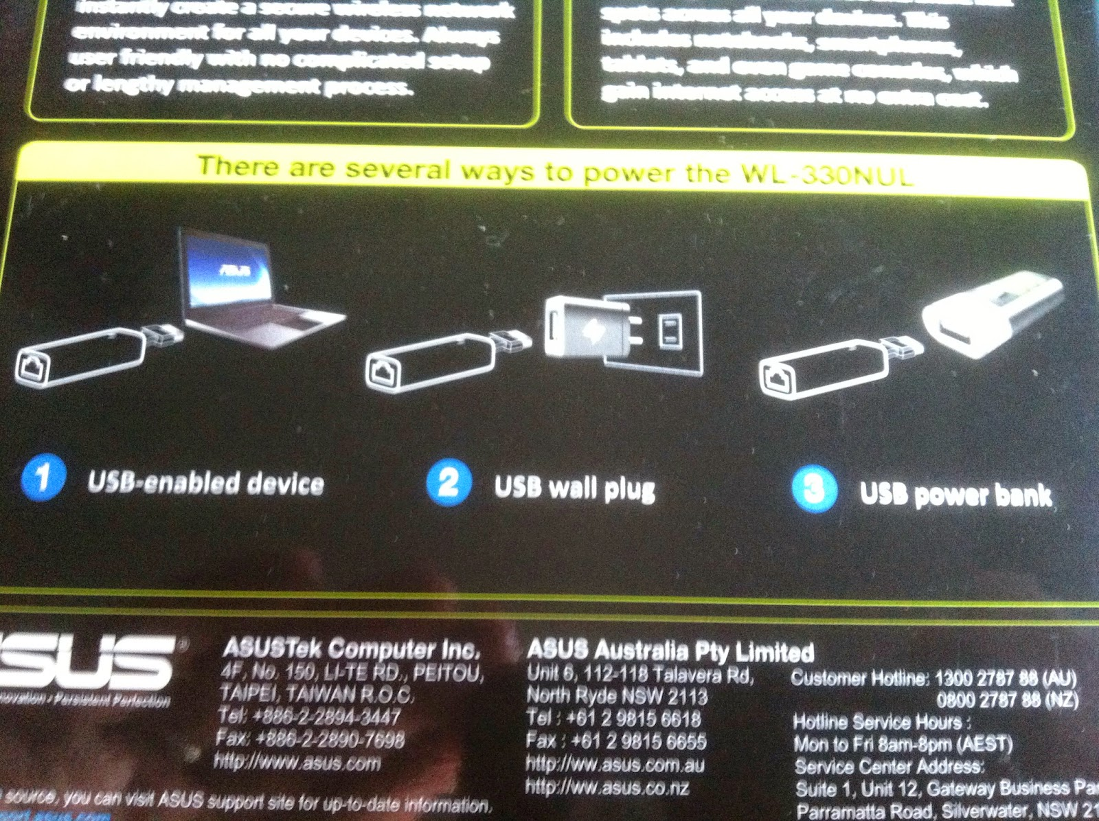 PC Parts and Accessories: Travel Essentials: Asus All-In-One