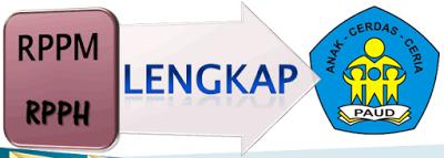 Download RPPH PAUD Tema Sekolahku Kurikulum 2013 (4 Sub Tema)