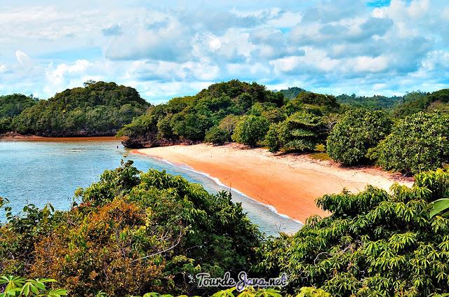 Pantai Gatra Malang Selatan