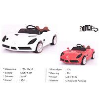 Mobil Mainan Aki MOB 1011 McLaren