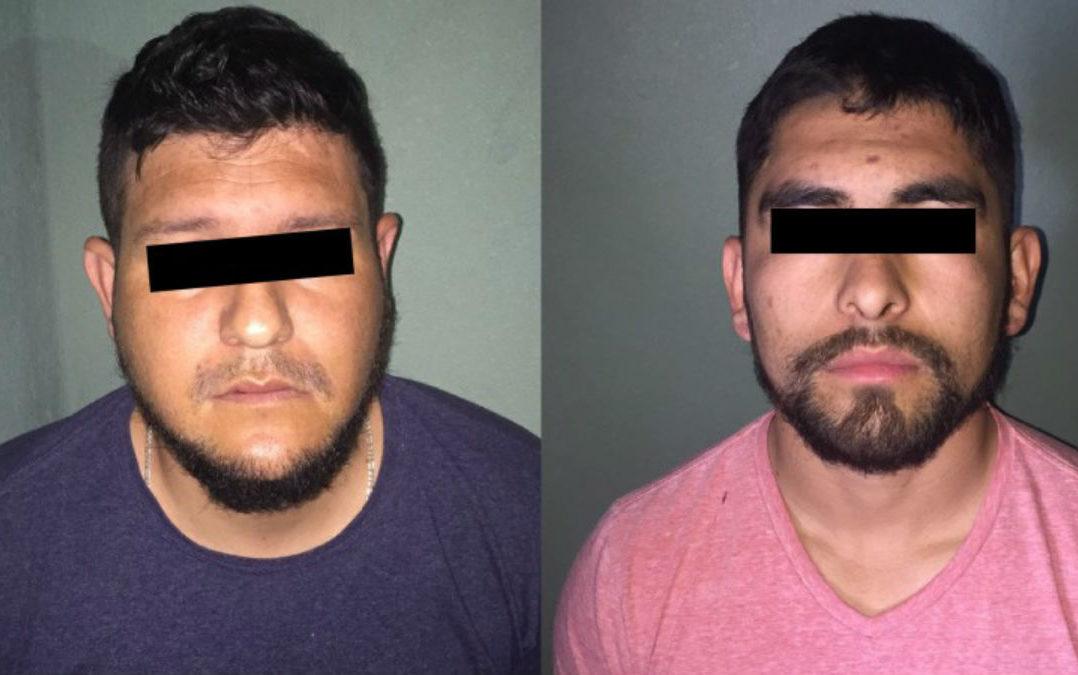 """Caen dos expolicías que trabajaban para """"La Línea"""", en Chihuahua"""