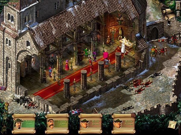 Robin Hood: The Legend of Sherwood (2002) PC Full Español