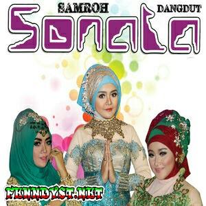 Sonata Samroh Dangdut (2015) Album cover