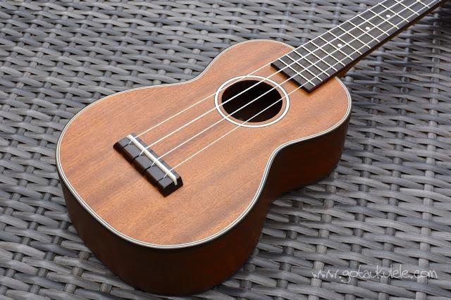 Ohana soprano ukulele