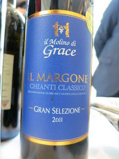 Il Molino di Grace Il Margone Chianti Classico Gran Selezione 2011 - DOCG, Tuscany, Italy (92 pts)