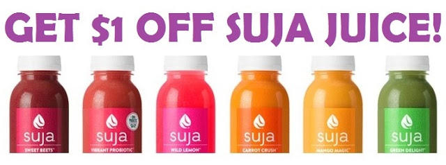 Healthy Pure Suja Juice
