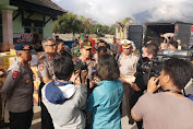Kapolda NTB Cek Penanganan Korban Gempa dan Berikan Bantuan Langsung