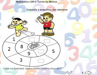 http://websmed.portoalegre.rs.gov.br/smed/inclusaodigital/atividadeseducativas/jogo_turma_monica/matematica_sequencia.html