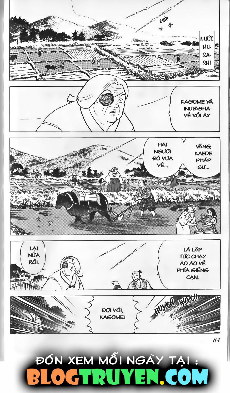 Inuyasha vol 03.5 trang 3