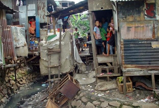 imagen de La pobreza y miseria en  la Republica Dominicana
