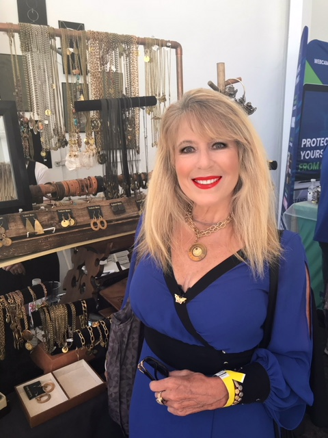 Celeb Spotting at the VIP Gifting Suites-Doris Bergman's Emmy Style Lounge and Part