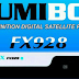 YUMIBOX FX928 HD: ATUALIZAÇÃO V1.42 - 11/10/2016
