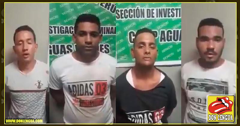 Atraparon a 4 venezolanos en Perú robándose 20.000 dólares de una casa de cambio