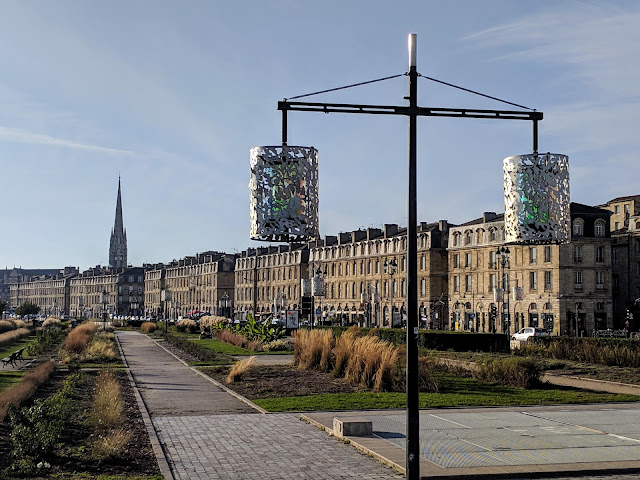 3 days in Bordeaux in October: Walk the Bordeaux Promenade