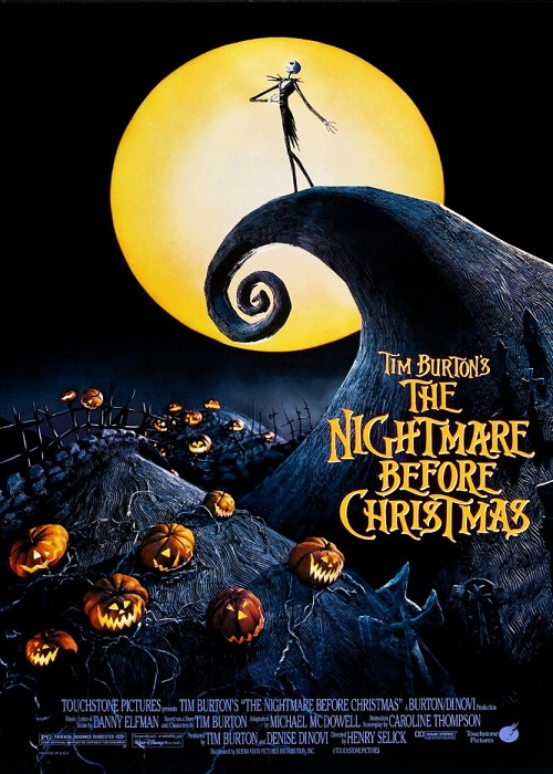 The Nightmare Before Christmas (1993) - Free Disney Movies Online