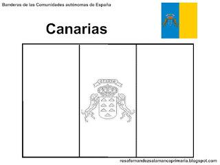 Resultado de imagen de DIBUJOS PARA COLOREAR CANARIAS