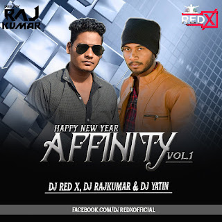 Affinity Vol.1 - DJ RED X