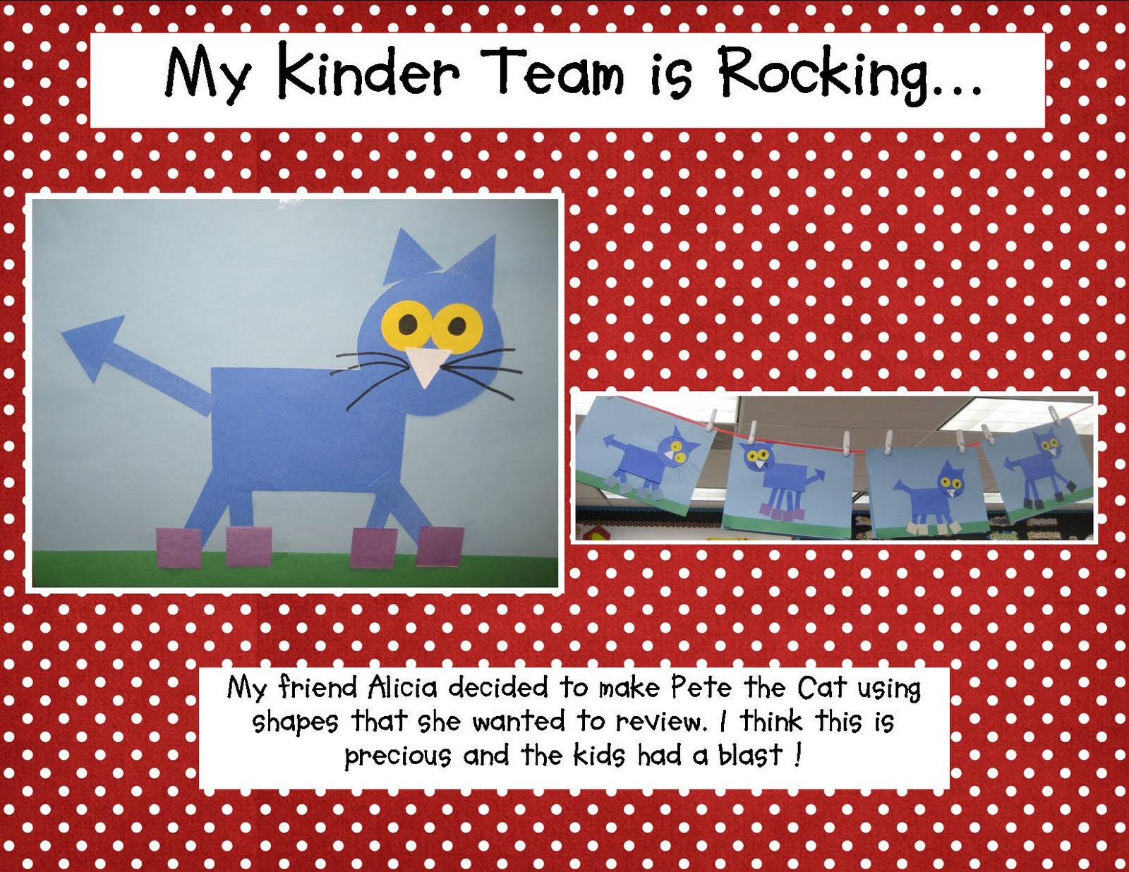 Kindergarten Crayons Pete Is Rocking In Our Kinder Classes