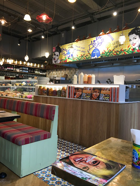 Comptoir Libanais Review Reading Berkshire