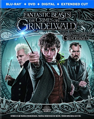 Fantastic Beasts The Crimes of Grindelwald 2018 BRRip BluRay 720p 1080p