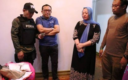 Authorities seize P3.4-M 'shabu' from Lanao politicians