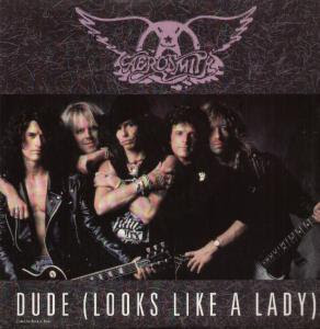 curiosidades de canciones aerosmith dude like a lady. Black Bedroom Furniture Sets. Home Design Ideas