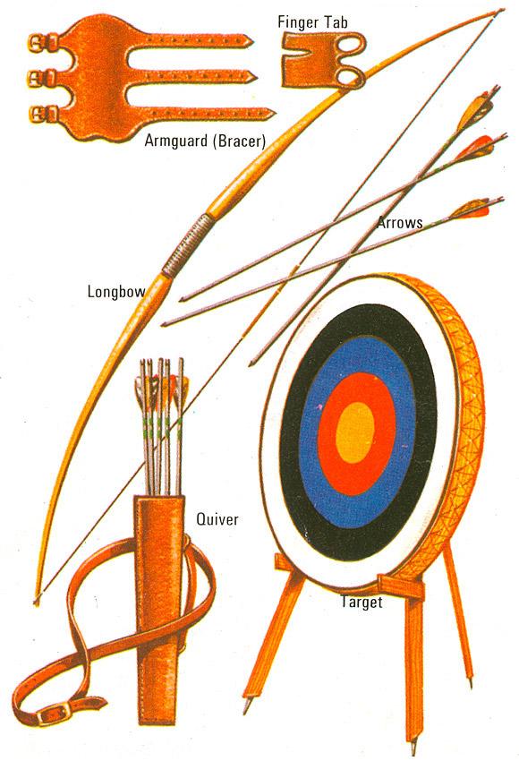 casino archery supplies