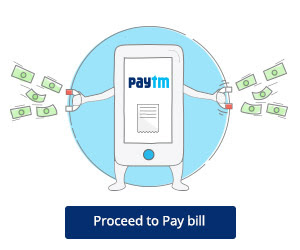 Paytm Offer : Get up to Rs. 200 Cashback on Recharges and bill payments