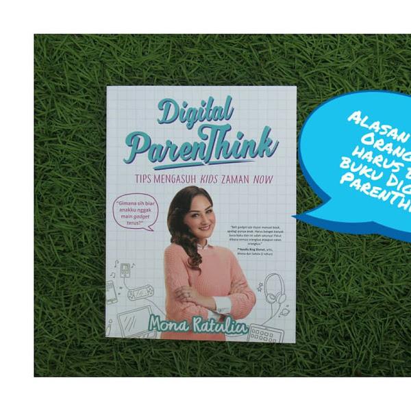 Buku Digital ParenThink Karya Mona Ratuliu