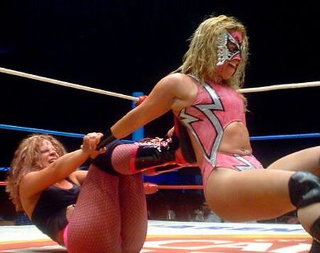 Mexican Women Wrestling 7