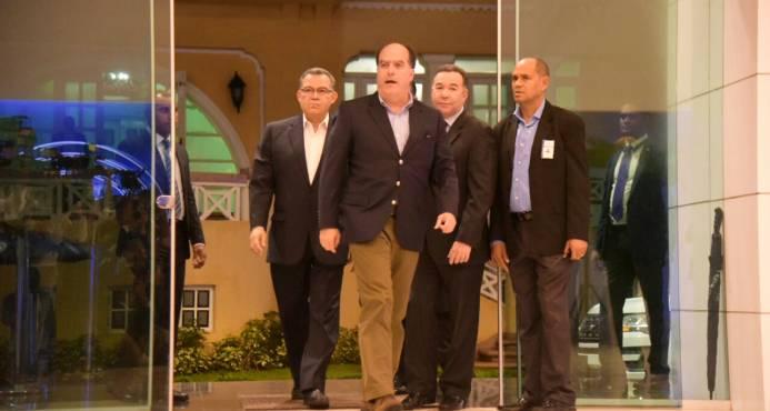 Se inicia diálogo sobre Venezuela con expectativas de llegar a un acuerdo
