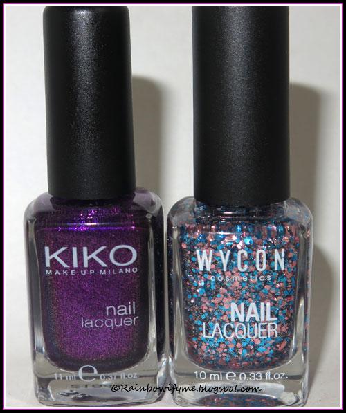 Kiko ~ #278 and Wycon #30
