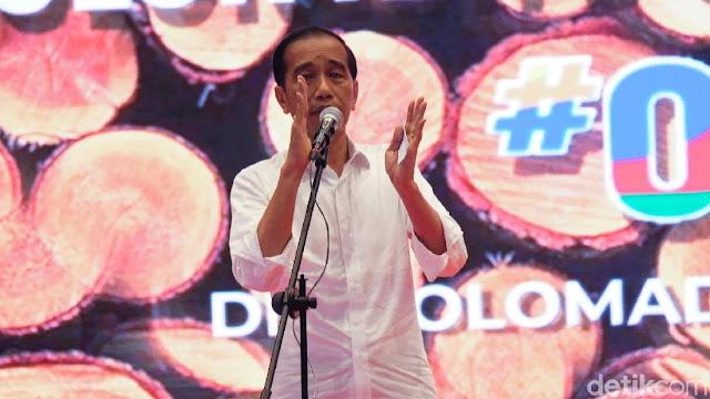 Kata Jokowi Sertifikasi Tanah Gratis, Kok Ada Warga Bayar Rp 2,5 Juta?