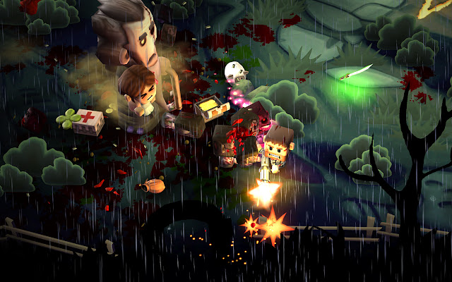 Minigore 2: Zombies-Fredain.com