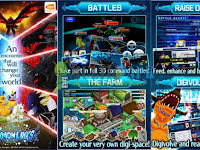 DigimonLinks Apk Mod 2.2.4 God Mode High Damage Weak Enemies Bypass