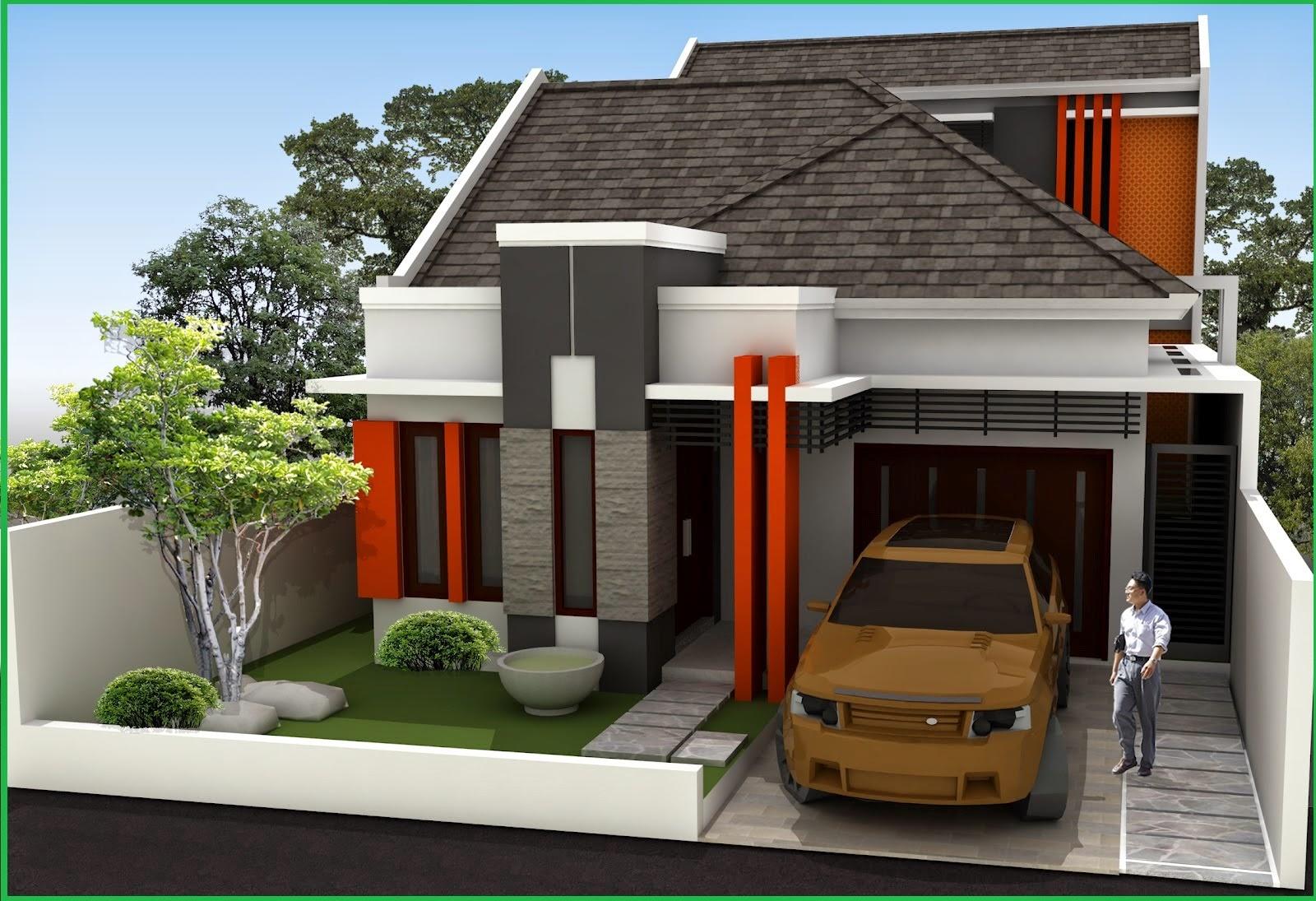 Model Rumah Sederhana Desain Minimalis Terbaru 2015 Pro Rahasia