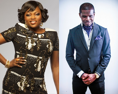 Love In The Air! Funke Akindele Now Warming Singer JJC's Bed?